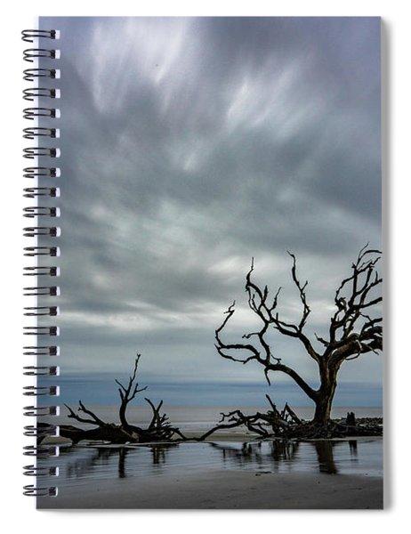 Standing Spiral Notebook