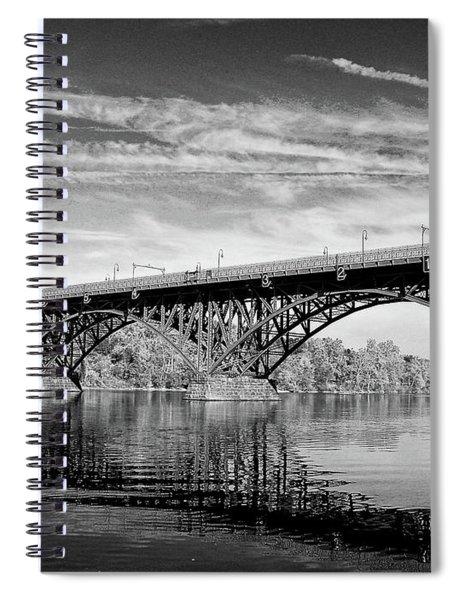 Strawberry Mansion Bridge Spiral Notebook