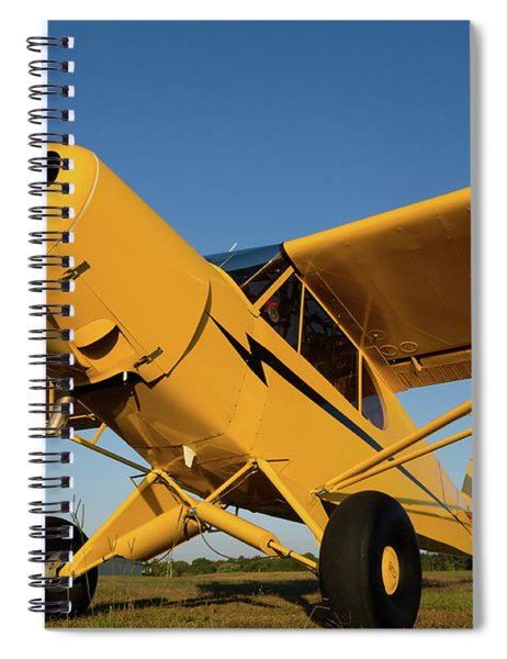 Super Cub Spiral Notebook