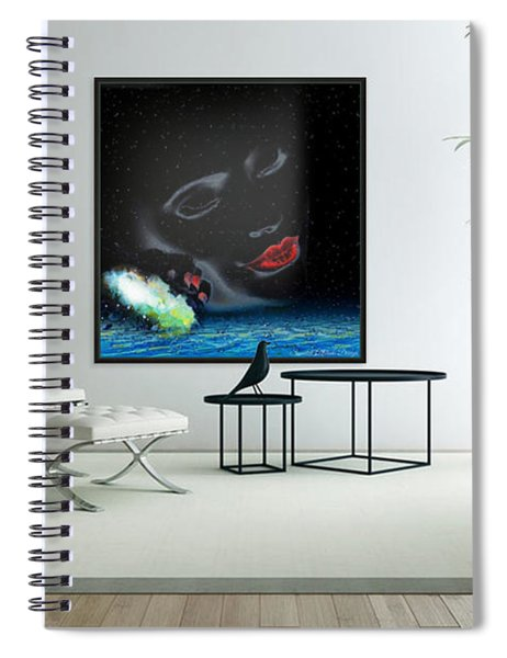 Sweet-dreams Spiral Notebook