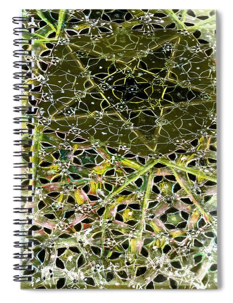 Tela Spiral Notebook