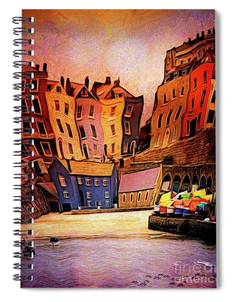 Tenby Spiral Notebook