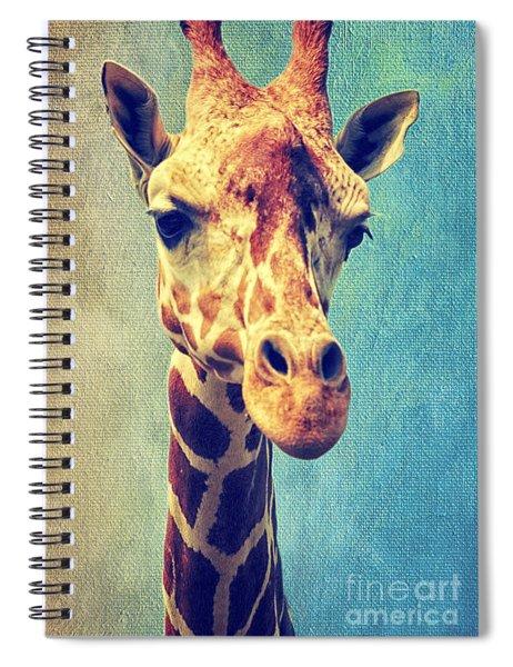 The Giraffe Spiral Notebook