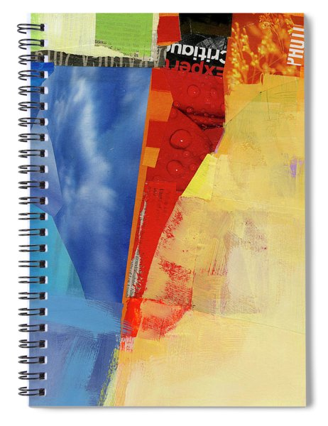 The Primaries Spiral Notebook