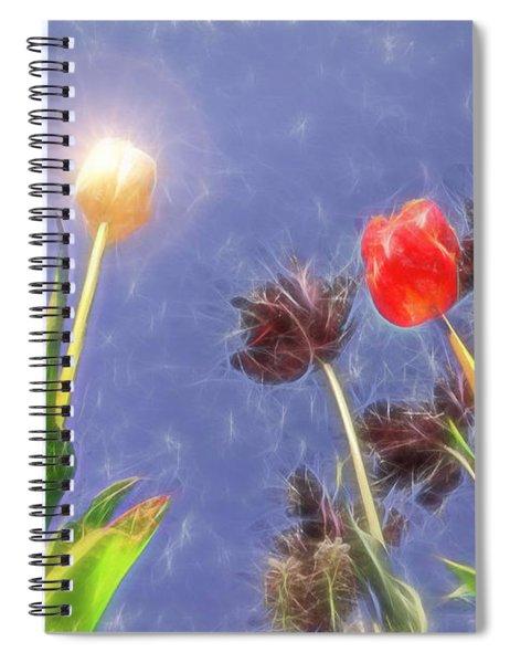 Tulips, Tulips, Tulips Spiral Notebook