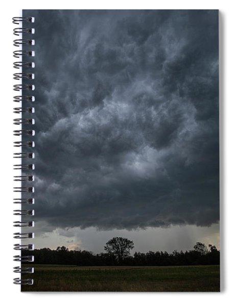 Tumult Spiral Notebook