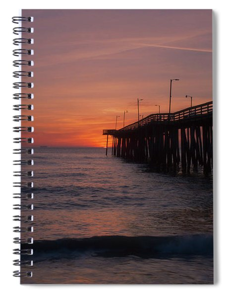 Virginia Sunrise Spiral Notebook