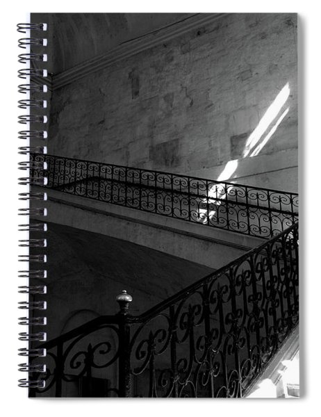 Where Does It Lead? Spiral Notebook