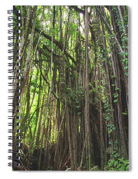 Where Life Takes Us Spiral Notebook
