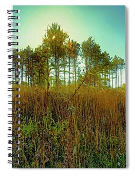 Which Way To Go  Spiral Notebook