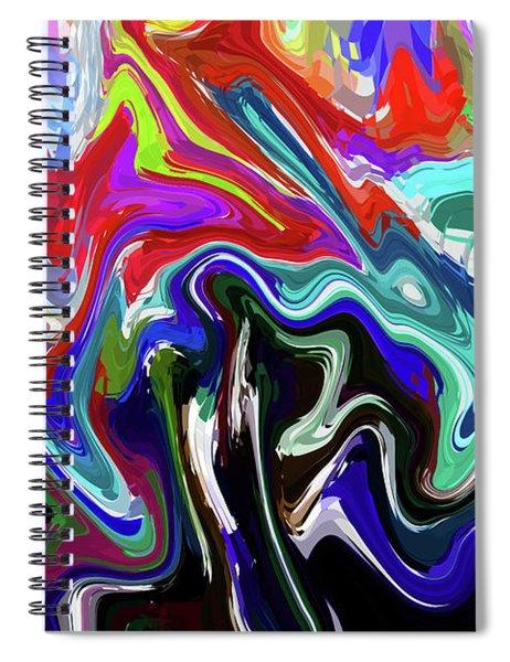 10-1-2008abcdefghijk Spiral Notebook