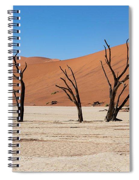 Deadvlei Spiral Notebook