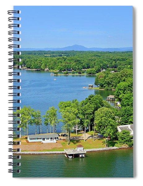 Smith Mountain Lake, Va. Spiral Notebook