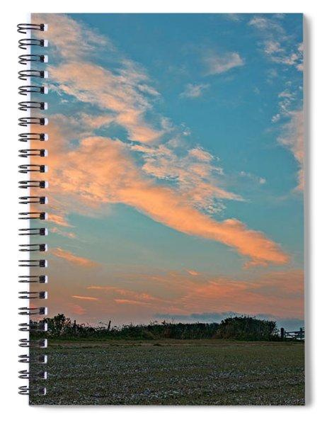 Halnaker - England Spiral Notebook