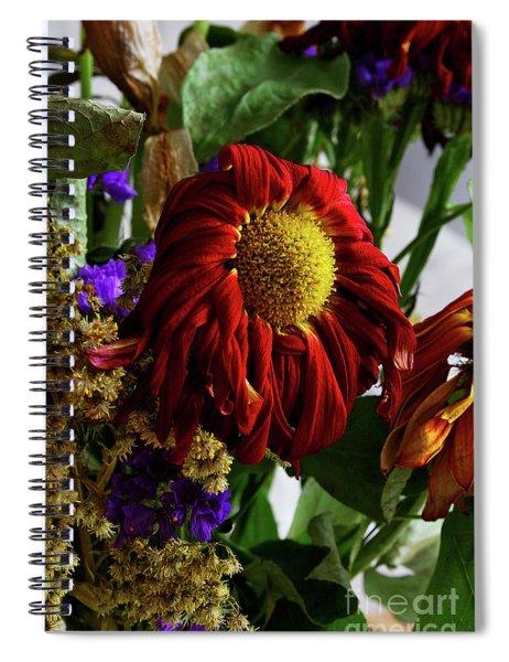 12-7-2008img1852a Spiral Notebook