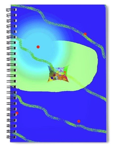 12-8-2008tabcdefgh Spiral Notebook