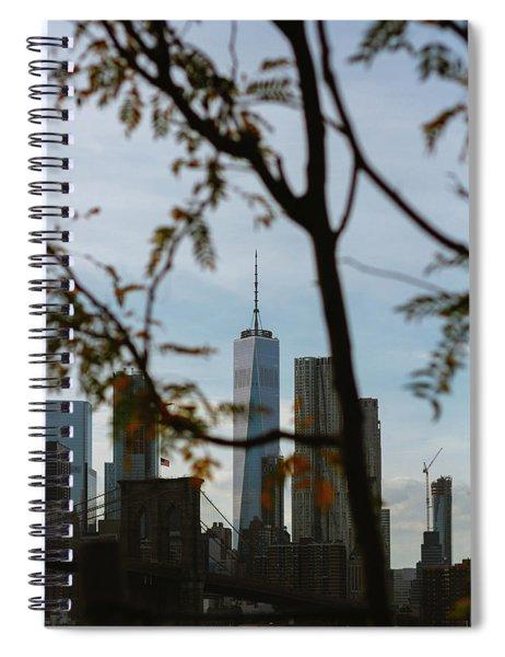 1776 Spiral Notebook