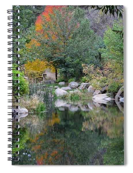 Viestenz-smith Park, Colorado September 2012 Spiral Notebook