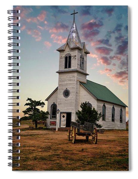 1880 Town South Dakota Spiral Notebook