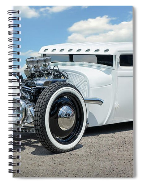 1928 Ford Low Street Rod Spiral Notebook