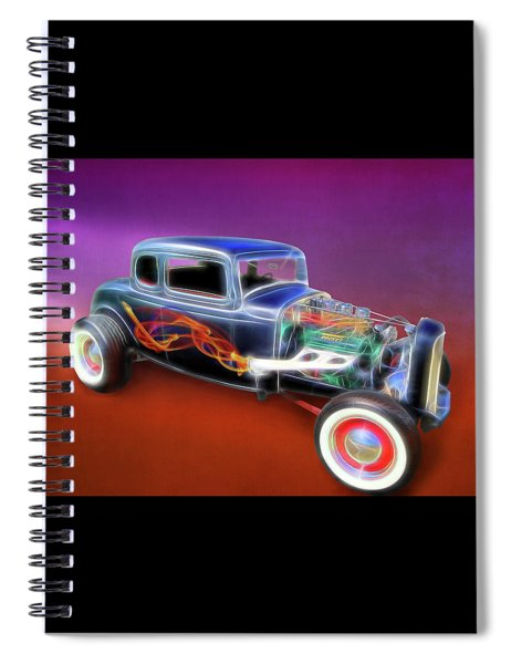 1932 Ford Roadster Spiral Notebook