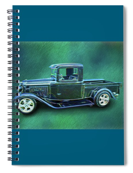 1934 Ford Pickup Spiral Notebook