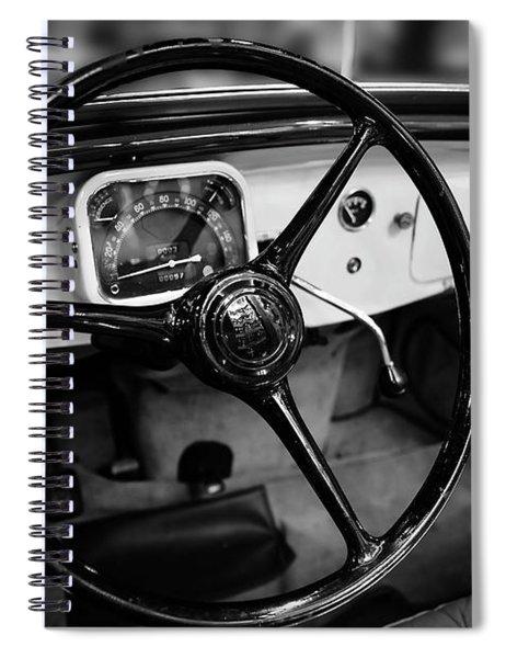 1936 Citroen Roadster Spiral Notebook