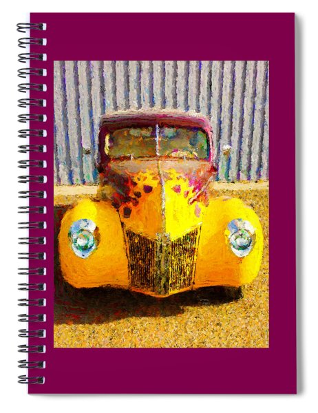 1940 Ford Spiral Notebook