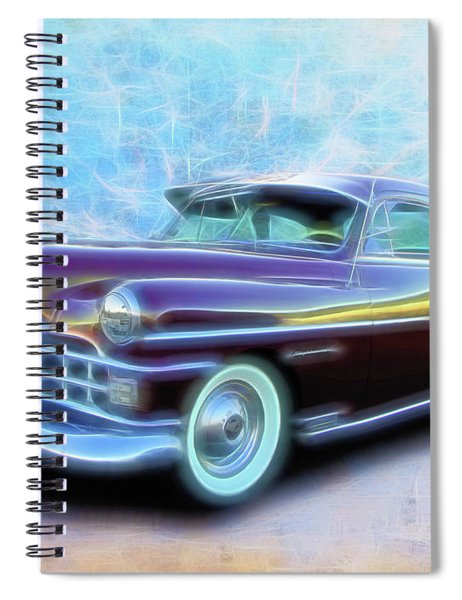 1950 Chrysler Spiral Notebook