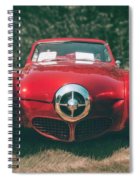 1950 Studebaker Spiral Notebook