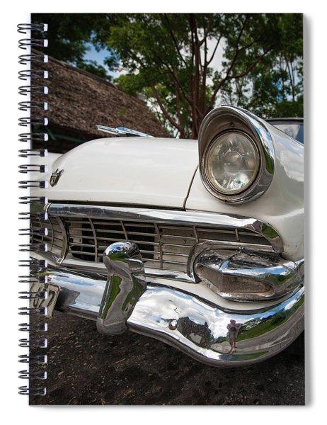1953 Cuba Classic Spiral Notebook