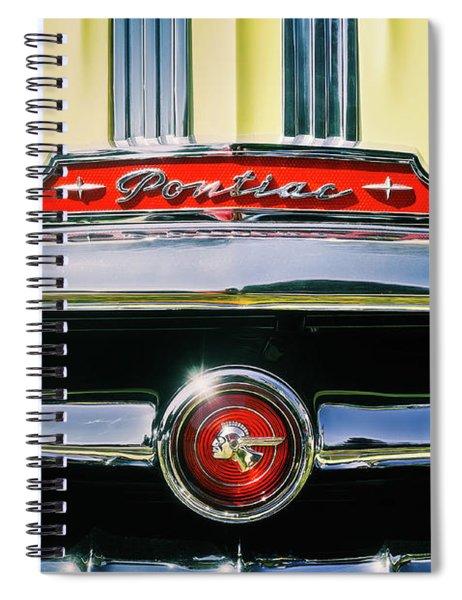 1953 Pontiac Grille Spiral Notebook