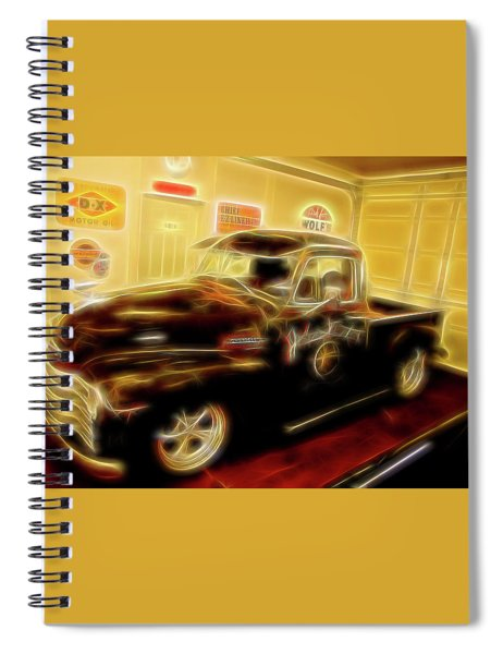 1955 Chevy Truck Spiral Notebook