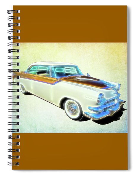 1956 Dodge Royal Spiral Notebook