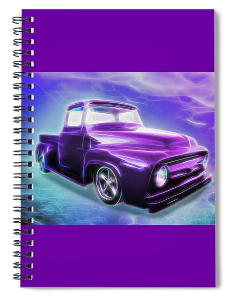 1956 Ford Truck Spiral Notebook