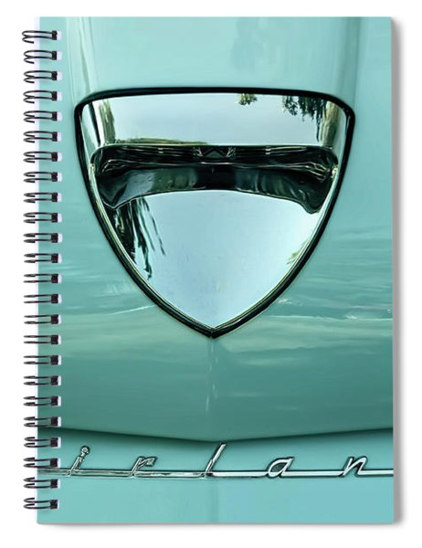 1958 Ford Fairlane Spiral Notebook