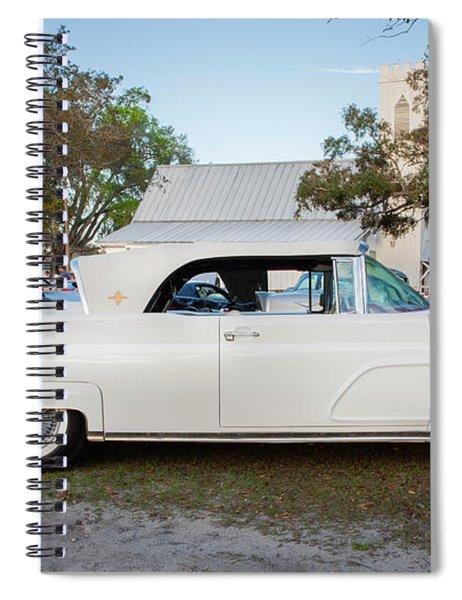 1959 Lincoln Continental Town Car Mk Iv 122 Spiral Notebook