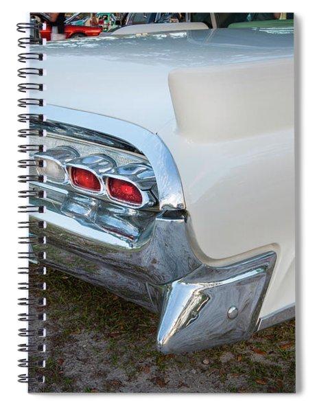 1959 Lincoln Continental Town Car Mk Iv 125 Spiral Notebook