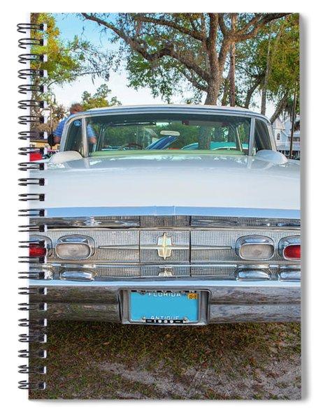 1959 Lincoln Continental Town Car Mk Iv 128 Spiral Notebook
