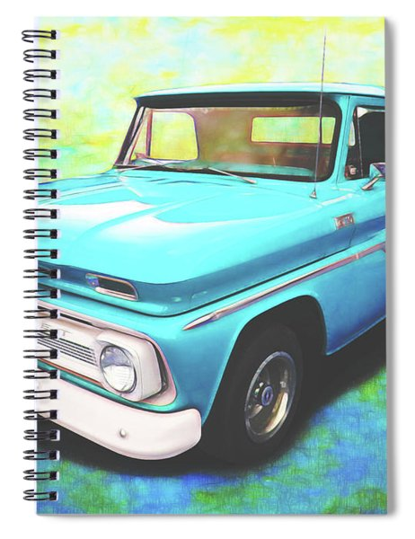 1965 Chevy Truck Spiral Notebook