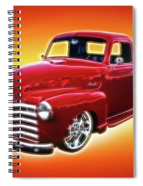 19948 Chevy Truck Spiral Notebook