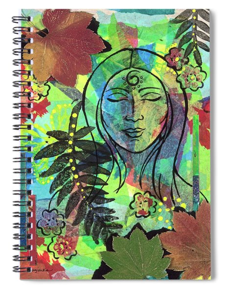 Native Dreams Spiral Notebook