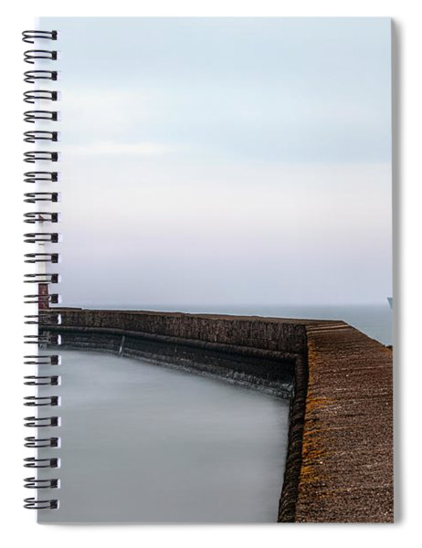 Berwick - England Spiral Notebook