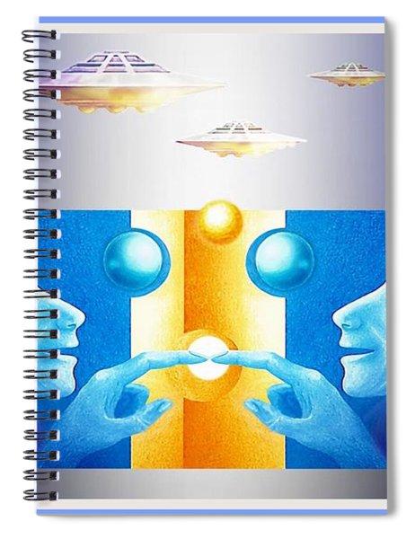 Creating  Balance Spiral Notebook