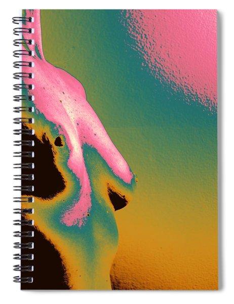 Fine Nude Art Spiral Notebook