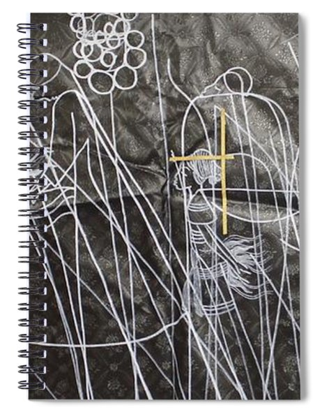 Holy Trinity And Bikira Maria Lord Of The Dance As Sung By Many A Choir Uganda Spiral Notebook