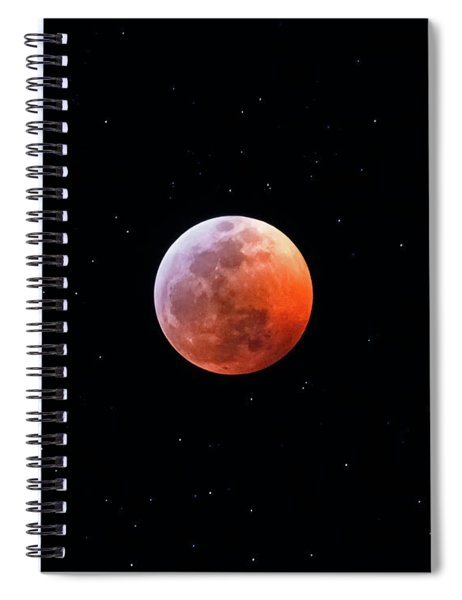 Magical Totality Spiral Notebook
