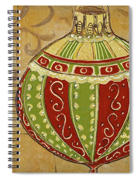 Ornament I Spiral Notebook