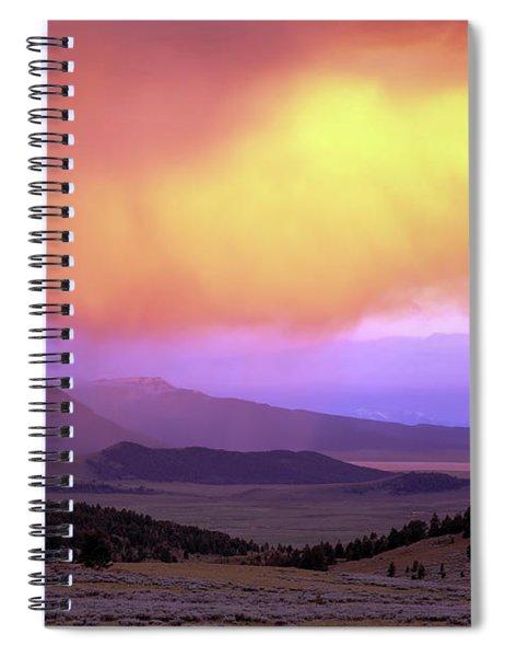 Red Rock Pass Spiral Notebook