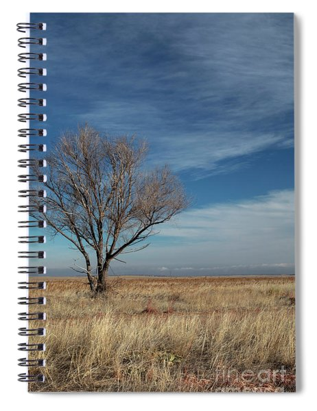 Rocky Flats National Wildlife Refuge Spiral Notebook